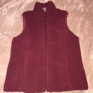 Calia by Carrie Underwood Sherpa Vest